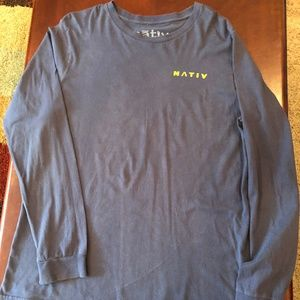 nativ long sleeve tee